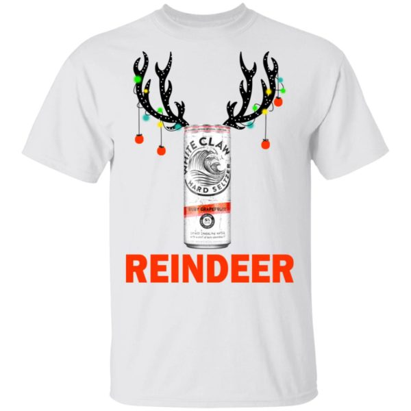 White Claw Reinbeer Ruby Grapefruit sweatshirt