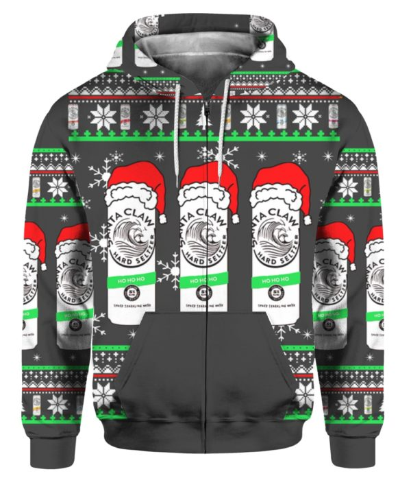 White Claw 3D Christmas Sweater 2