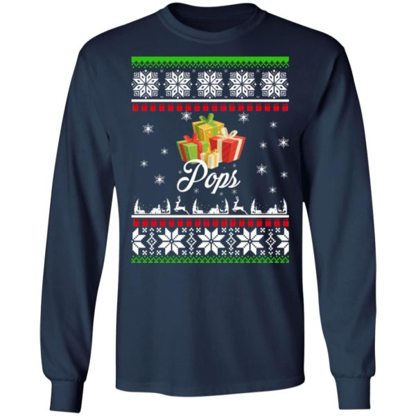 Pops Ugly Christmas Sweater 6