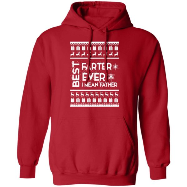 Best Farter Ever I Mean Father Christmas sweater 8