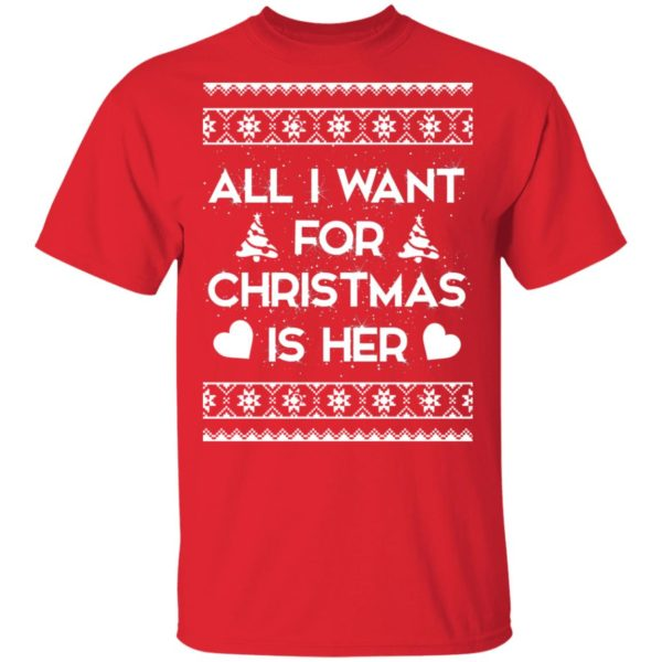 All I Want For Christmas is Her sweater 2