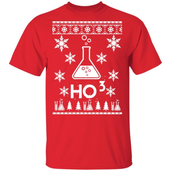 Chemistry Ugly Christmas sweater 2
