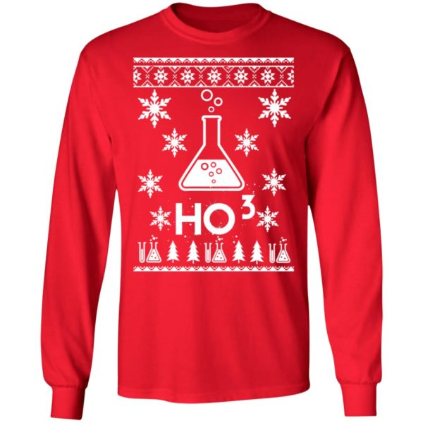 Chemistry Ugly Christmas sweater 6