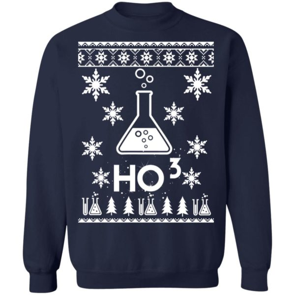 Chemistry Ugly Christmas sweater 10