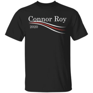 Connor Roy 2020 shirt