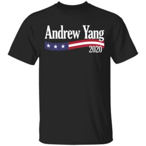 Andrew Yang for President 2020 shirt