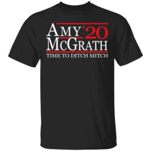 Amy McGrath 2020 shirt