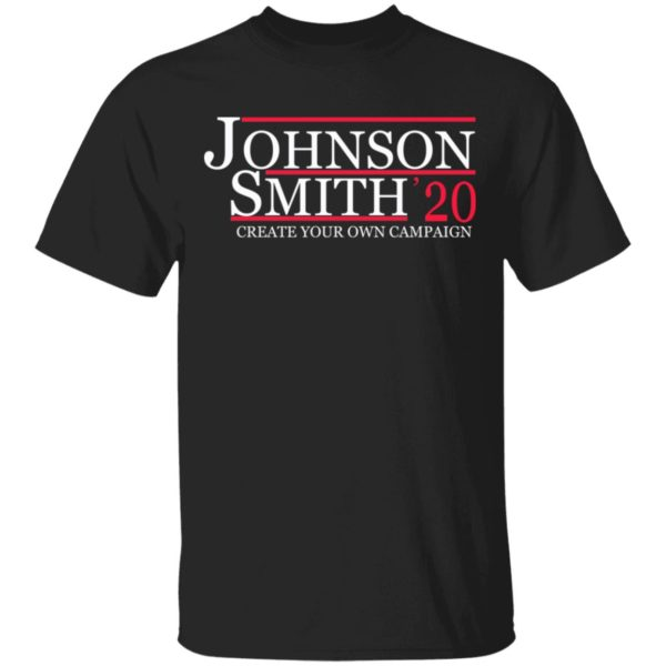 Johnson Smith 2020 shirt