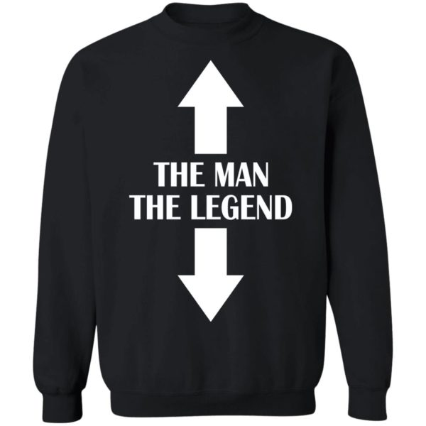 Two seater the man the legend shirt 7
