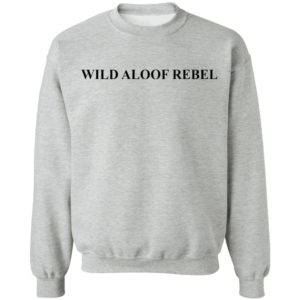 David Rose Wild Aloof Rebel sweatshirt