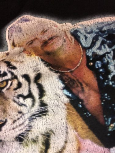 Joe Exotic Tiger King shirt photo review