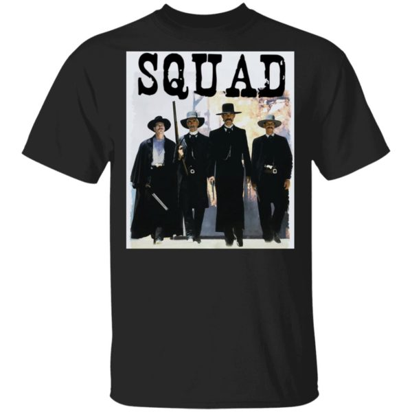 Tombstone SQUAD shirt