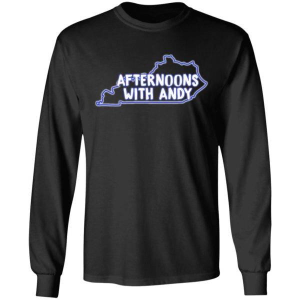 Kentucky afternoons with andy shirt 5
