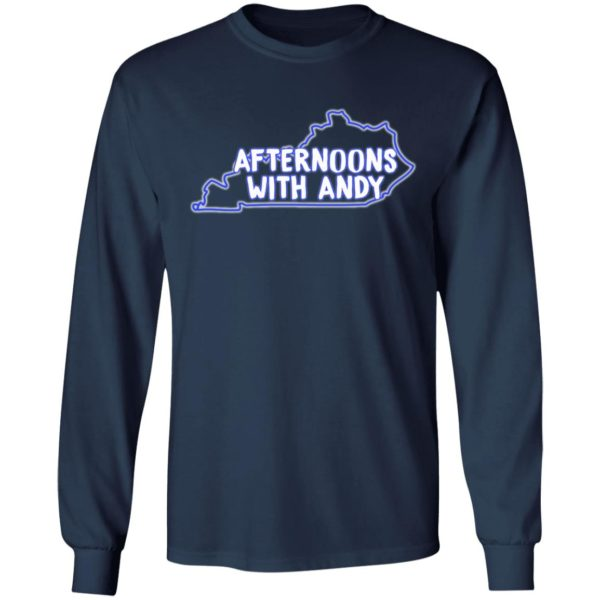 Kentucky afternoons with andy shirt 6