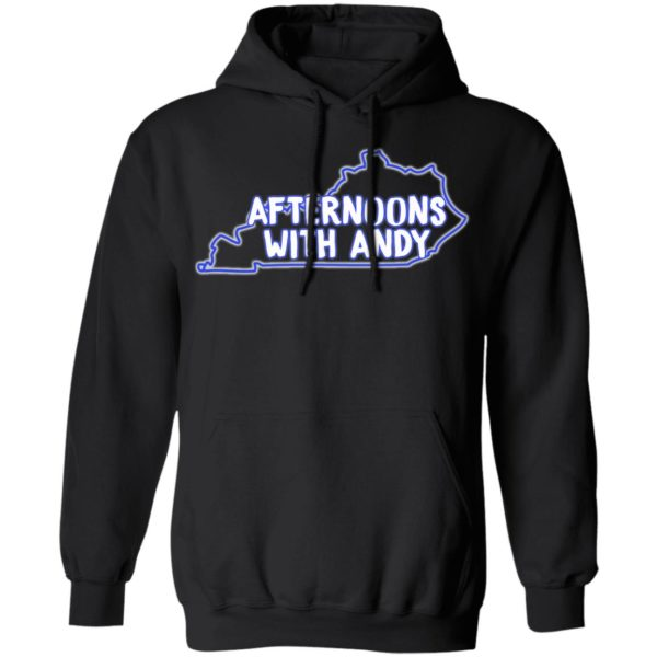 Kentucky afternoons with andy shirt 7