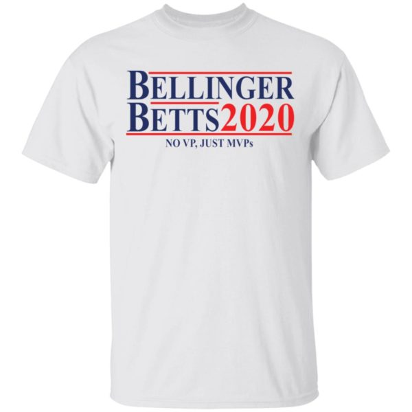 Bellinger Betts 2020 shirt