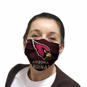 Arizona Cardinals face mask Filter PM2.5 inner Pocket