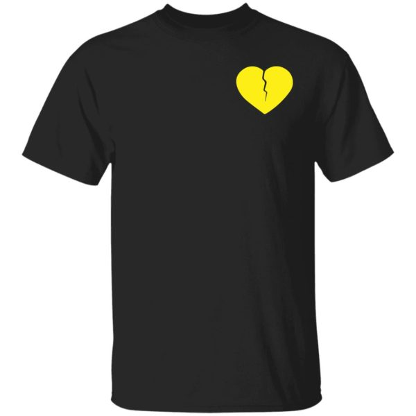 Marcus Lemonis broken heart shirt
