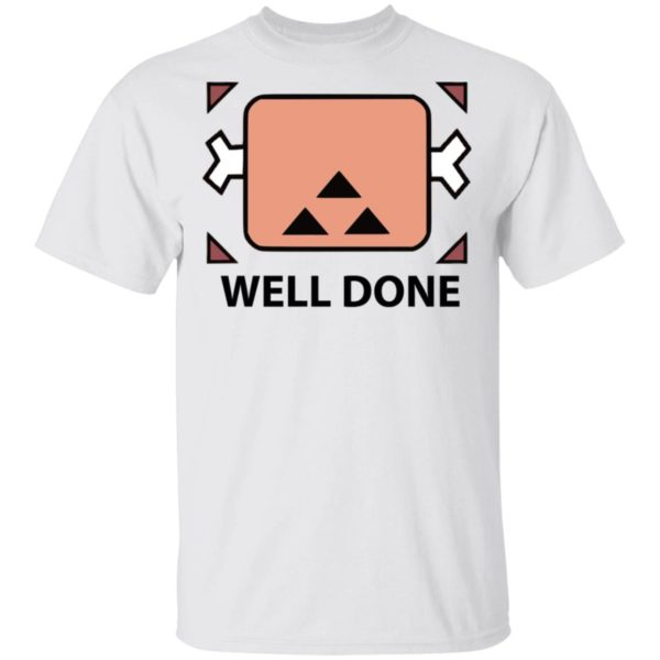 Sexercise Well Done shirt