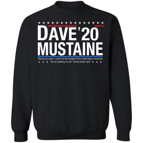 Dave Mustaine 2020 shirt 9