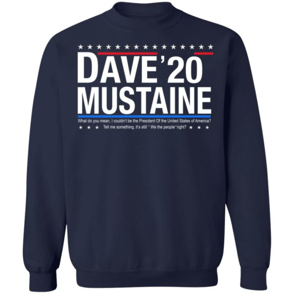 Dave Mustaine 2020 shirt 10