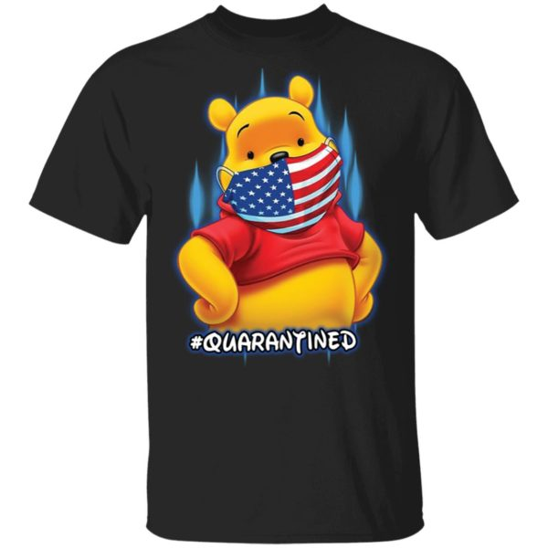 Pooh Bear quarantined shirt