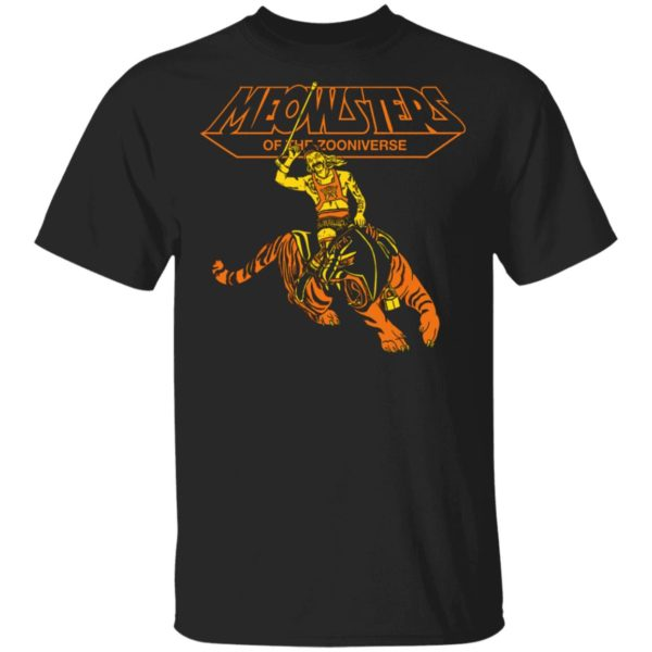 Joe Exotic Tiger King Meowsters of the Zoo shirt