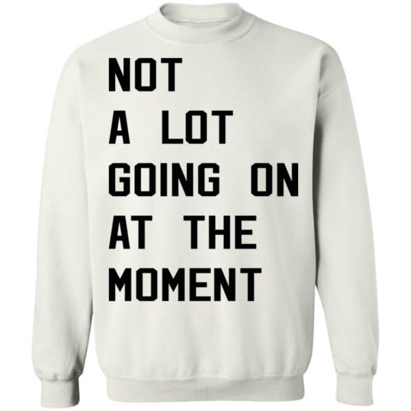 Taylor Swift not a lot going on at the moment shirt 10