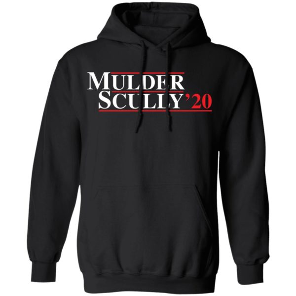 Mulder Scully 2020 shirt 7