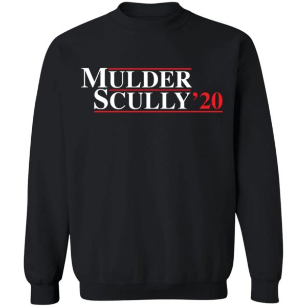 Mulder Scully 2020 shirt 9