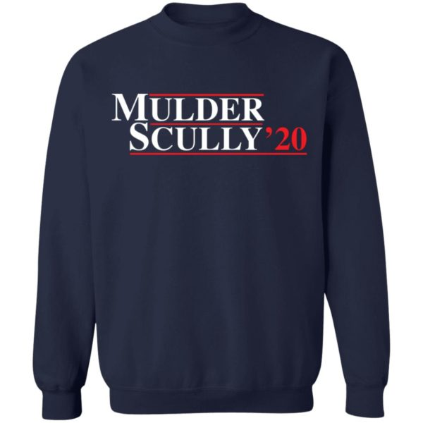 Mulder Scully 2020 shirt 10