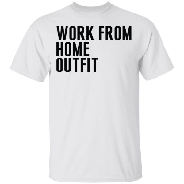 Work from home outfit shirt