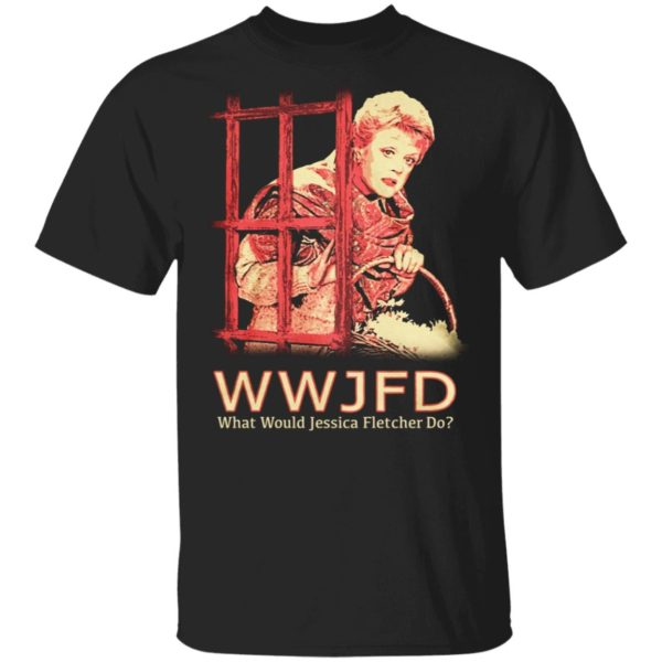 Blanche WWJFD what would Jessica Fletcher do shirt