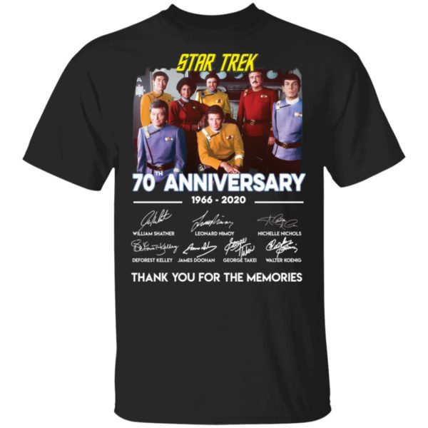 Star Trek 70th Anniversary shirt