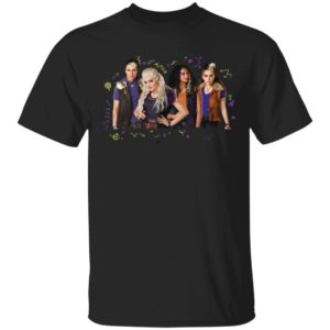 Zombies 2 Addison and Werewolves shirt