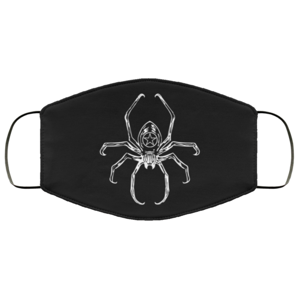 Spider Witchery face mask washable, Reusable