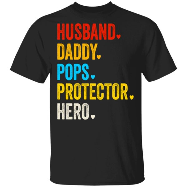 Husband Daddy Pops protector hero