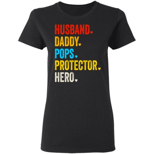 Husband Daddy Pops protector hero 3