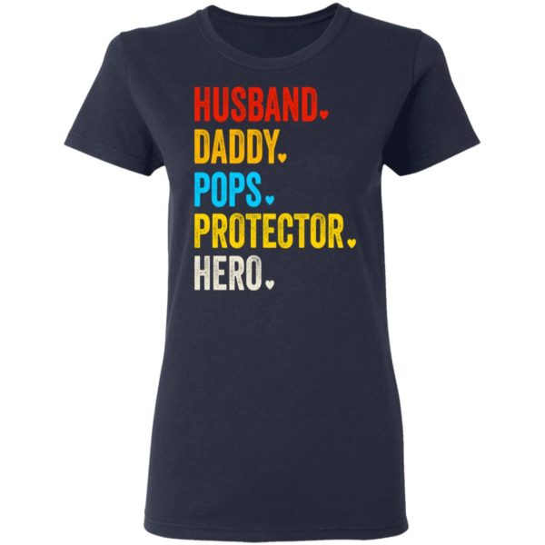 Husband Daddy Pops protector hero 4