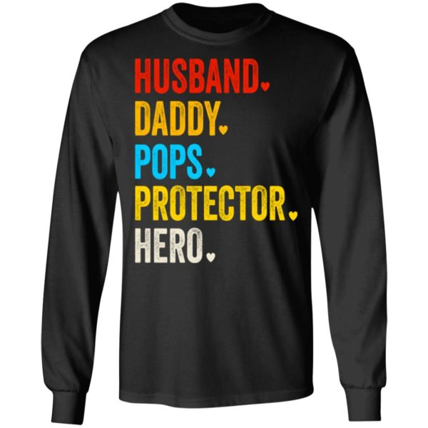 Husband Daddy Pops protector hero 5