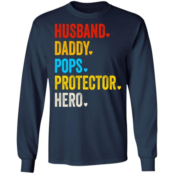 Husband Daddy Pops protector hero 6