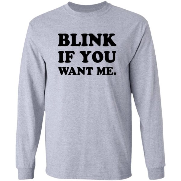 Kenny Powers blink if you want me shirt 7