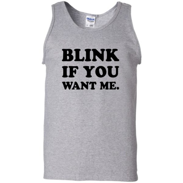 Kenny Powers blink if you want me shirt 11