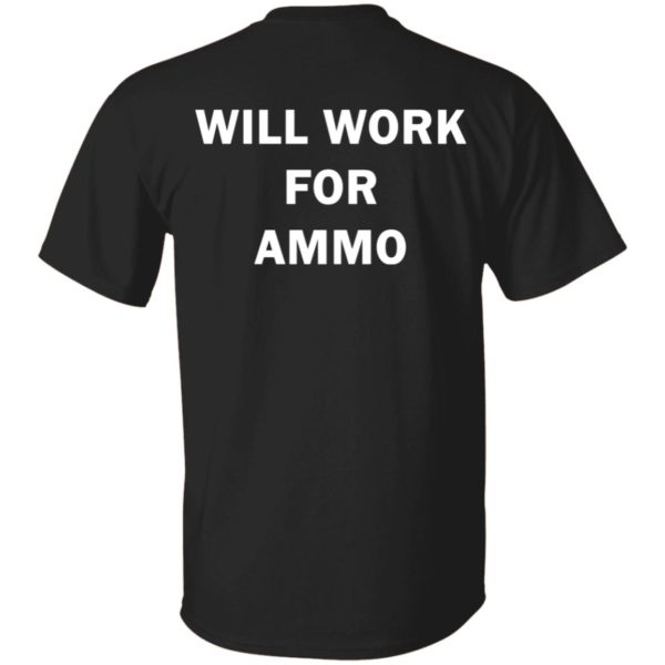 Will work for ammo shirt 1