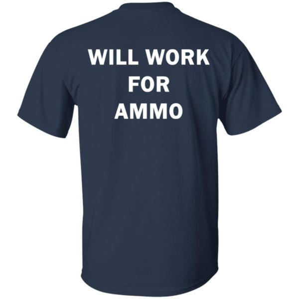Will work for ammo shirt 2
