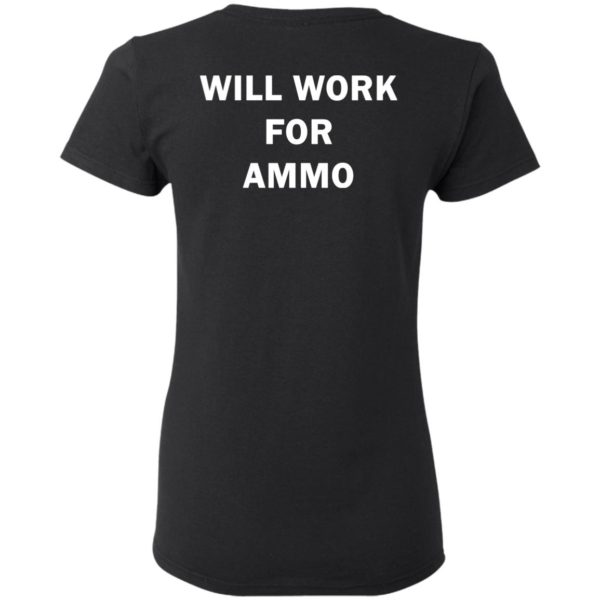 Will work for ammo shirt 3