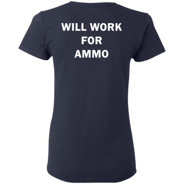 Will work for ammo shirt 4