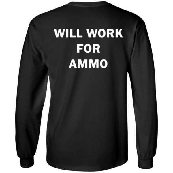 Will work for ammo shirt 5