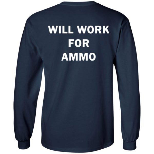 Will work for ammo shirt 6