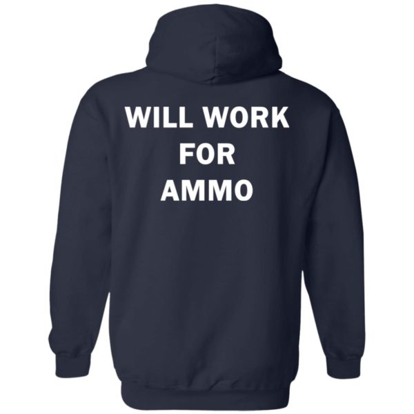 Will work for ammo shirt 8